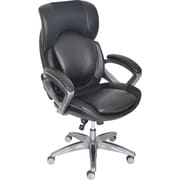 Staples® Serta Air™ Managers Chair, Black
