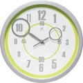 Infinity Instruments Looking Glass Wall Clock