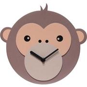 Infinity Instruments Monkey Business  Novelty, Wall Clock