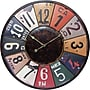 Infinity Instruments 31 Time Travels Large Wall Clock