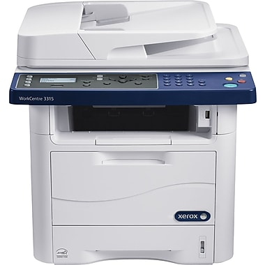 Xerox WorkCentre (3315/DN) Monochrome Laser MultiFunction Printer