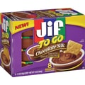 Jif To Go Chocolate Silk Spread, 1.5 oz. Cups, 8 Cups/Box