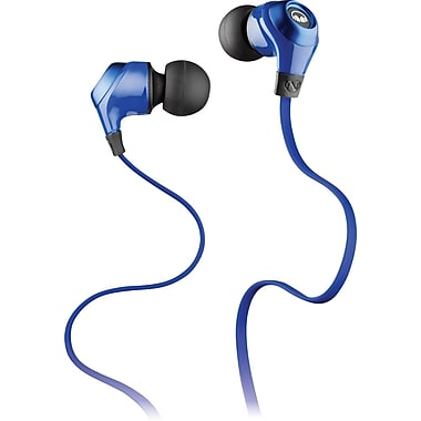Monster NCredible N-Ergy In-Ear Headphones, Blue