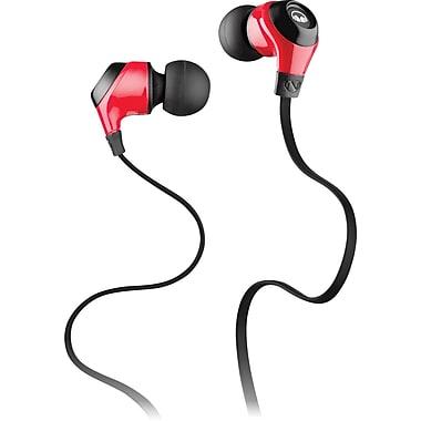 Monster NCredible N-Ergy In-Ear Headphones, Red