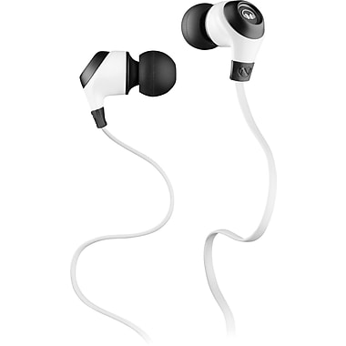 Monster NCredible N-Ergy In-Ear Headphones, White