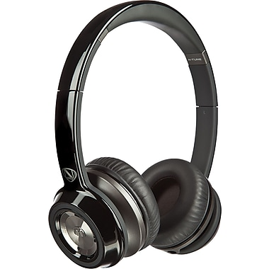 Monster NCredible N-Tune On-Ear Headphones, Black
