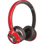 Monster® NCredible N-Tune On-Ear Headphones, Red