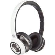 Monster® NCredible N-Tune On-Ear Headphones, White