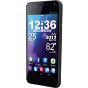 BLU Vivo 4.3 D910a GSM Unlocked Dual SIM Android Cell Phone, Black