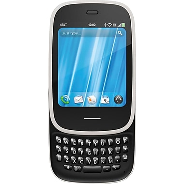 HP Veer 4G P160 GSM Unlocked webOS Cell Phone, White