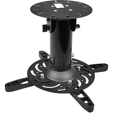 SIIG CE-MT0X12-S1 Universal Ceiling Projector Mount - 7.9in.