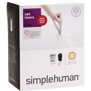 simplehuman® Custom Fit Trash Bags, Code Q, 13-17 Gallon, 50 Bags/Box