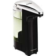 simplehuman Compact Sensor Pump Soap Dispenser, Black