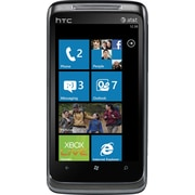 HTC 7 Surround T8788 GSM Unlocked Windows 7 Cell Phone, Black