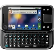 Motorola Flipside MB508 GSM Unlocked Android Cell Phone, Black