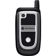 Motorola V237 GSM Unlocked Flip Cell Phone, Black