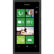 Nokia Lumia 800 GSM Unlocked Windows 7.5 OS Cell Phone, Black