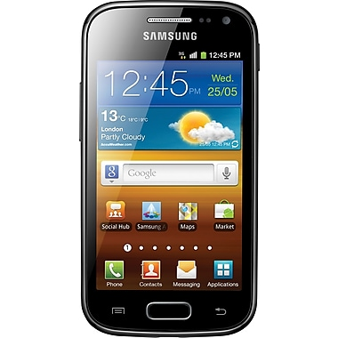 Samsung Galaxy Ace 2 I8160 GSM Unlocked Android Cell Phone, Black