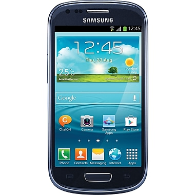 Samsung Galaxy S III Mini I8190 8GB GSM Unlocked Android Cell Phone, BlueSorry, this item is currently out of stock.