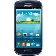 Samsung Galaxy S III Mini I8190 8GB GSM Unlocked Android Cell Phone, Blue