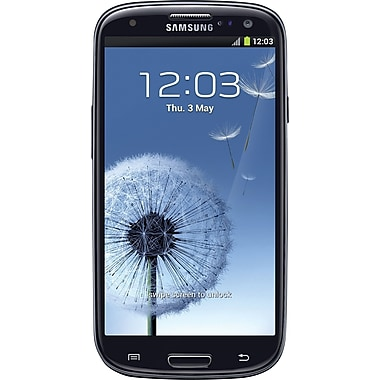 Samsung Galaxy S III 16GB I9300 GSM Unlocked Android Cell Phone, Black