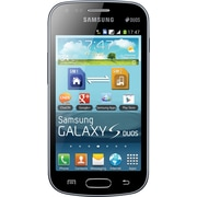 Samsung Galaxy S DUOS S7562 GSM Unlocked Dual SIM Android Cell Phone, Black