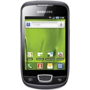 Samsung Galaxy Mini S5570 GSM Unlocked Android Cell Phone, Steel Gray