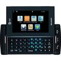 Sharp FX STX-2 GSM Unlocked QWERTY Cell Phone, Black