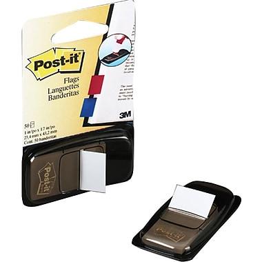 Post-itMD – Languettes standard de 1 po, blanc, 50/paquet
