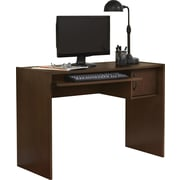 Staples® Easy2Go Student Desk, Resort Cherry