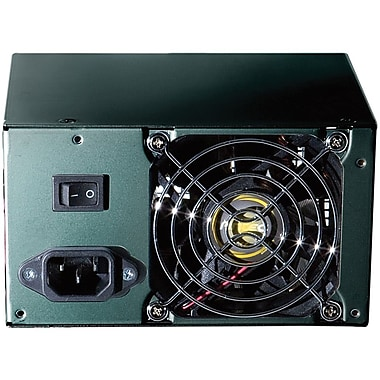 Antec® EarthWatts EA-380D ATX12V v2.3 and EPS12V Green Power Supply Unit, 380 W