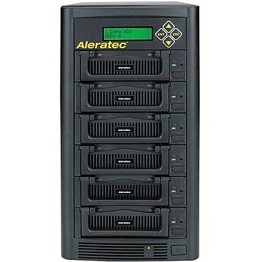 Aleratec™ 350112 Standalone 1:5 Copy Cruiser Hard Drive Duplicator