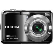 Fuji FinePix AX660 Digital Camera, Black