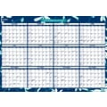2014 staples® Erasable Yearly Wall Planner, 36in. x 24in.