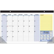 2014 AT-A-GLANCE® QuickNotes® Compact Desk Pad, 17 3/4 x 10 7/8