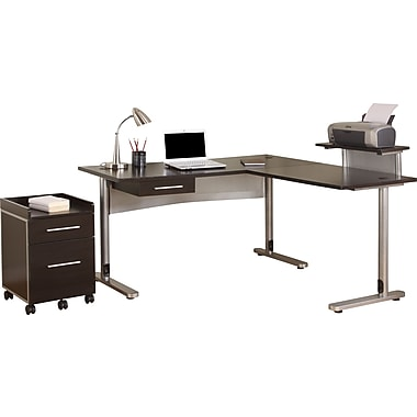 Ergocraft E-Station L Desk and File