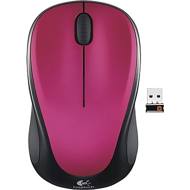 Logitech M315 Wireless Mouse (Rose)