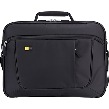 Case Logic 17.3in. Laptop and iPad® Briefcase, Black