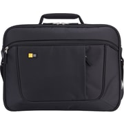Case Logic 17.3 Laptop and iPad® Briefcase, Black