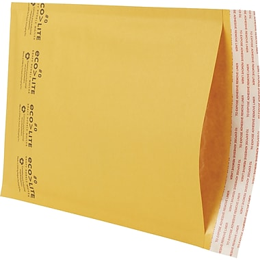 Polyair Self Seal Bubble Mailer #0, 5 3/4in. x 8 1/4in., 250/Carton