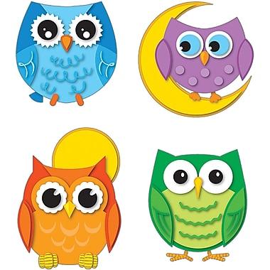 Carson-Dellosa Colorful Owls Awards & Rewards