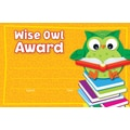 Carson-Dellosa Wise Owl Recognition Award
