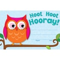 Carson-Dellosa Hoot Hoot Hooray! Recognition Award
