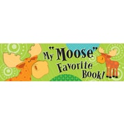 Carson-Dellosa Moose & Friends Bookmark