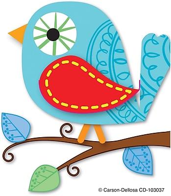 Carson Dellosa Boho Birds Bookmark