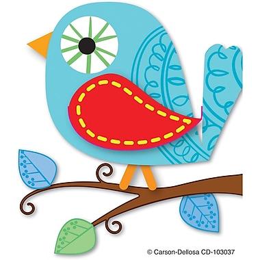 Carson-Dellosa Boho Birds Bookmark