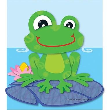 Carson-Dellosa FUNky Frog Bookmark