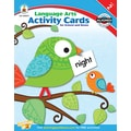 Carson-Dellosa Language Arts Activity Card for School and Home Workbook, Grade 2