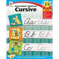 Carson-Dellosa Intermediate Traditional Cursive Workbook