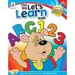 Carson-Dellosa The Big Let's Learn Book Workbook